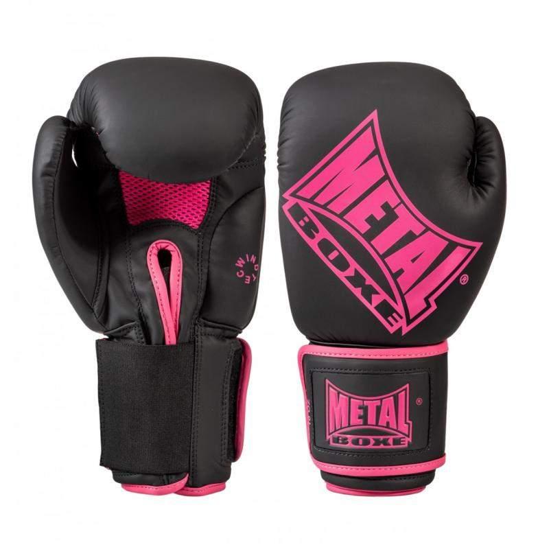 METAL BOXE Pantalon Noir Sports De Combat